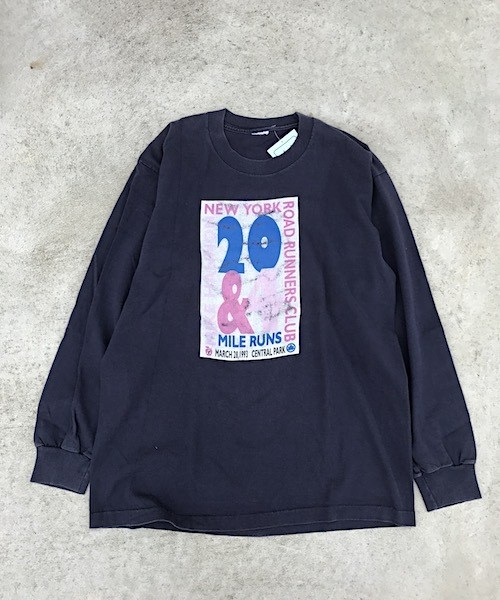 USED L/S Tシャツ (UC-018)