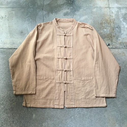 Cotton China Jacket