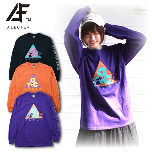AFFECTER (アフェクター) | RIDE ON HELL L/S Tee