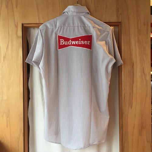 【Used】Vintage Budweiser Shirt