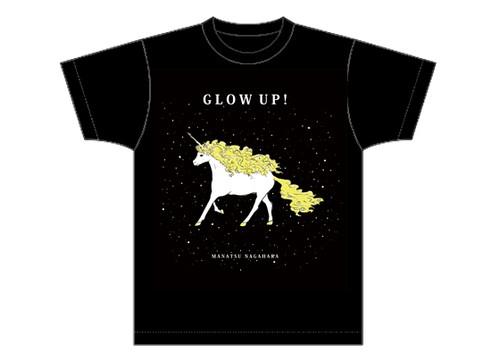 どこまでもユニコーン♡Tシャツ【BLACK/M】