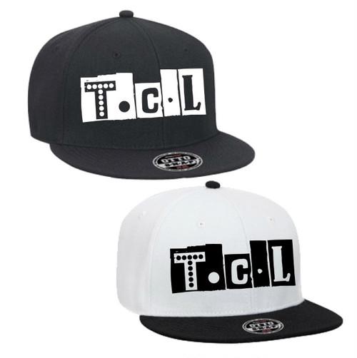 T.C.L LOGO SNAPBACK CAP