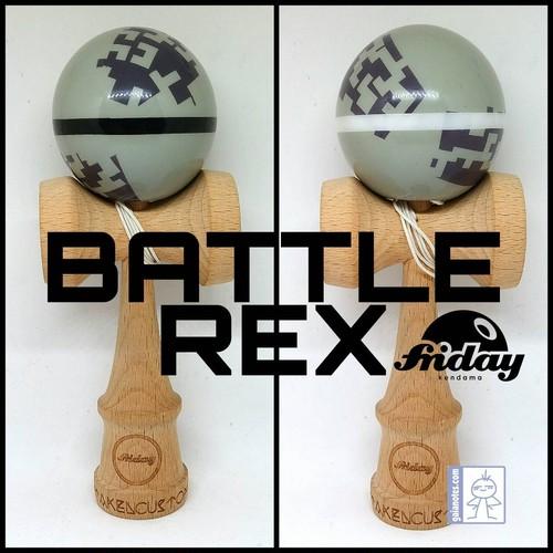 otaken ✖︎friday battle rex