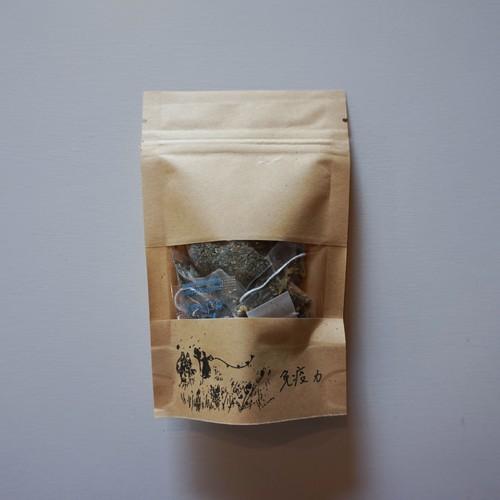 [免疫力] 有機薬草茶 (ティーパック3包)