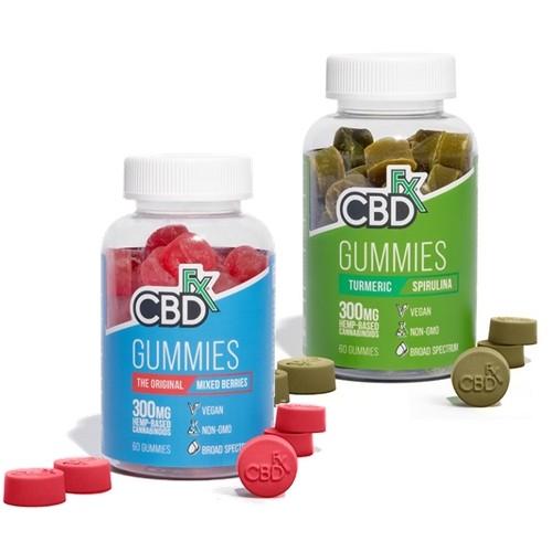 CBDグミ/CBDfx 1粒CBD5mg 60個 / CBDfx CBD GUMMIES