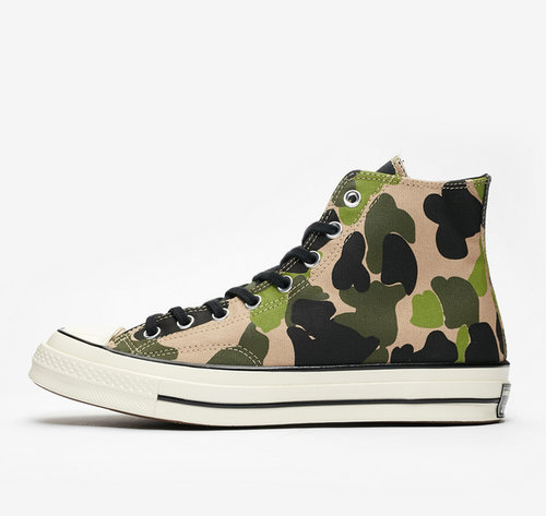 Converse All Star Chuck'70 High Top Camo
