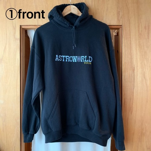 4型 Travis Scott Astroworld Tour Sweat Hoodie