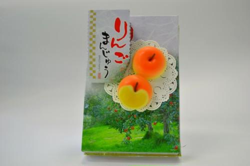 りんごまんじゅう
