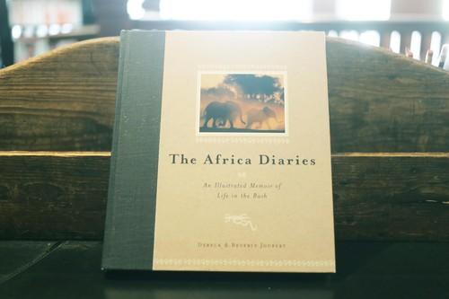 洋書「The Africa Diaries」(Vintage Book)