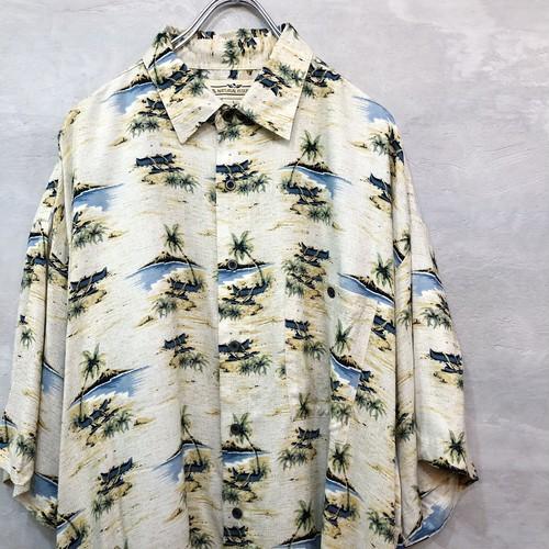 アロハシャツ   Hawaiian shirt #1511
