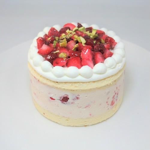 アイスケーキ いちご