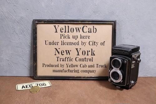 【A4】 タクシーサイン