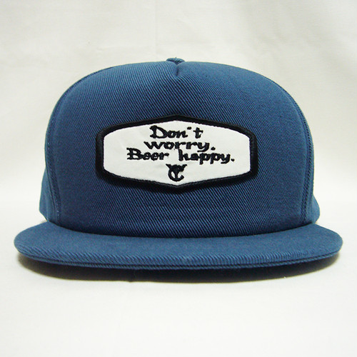 "YOSHIDA CAPS ORIGINAL ""Don't worry""patch CAP"