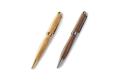 ペン金具キット「ユーロ」ツイスト式ボールペン