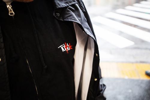 TOKYO L/S HOODY TEE