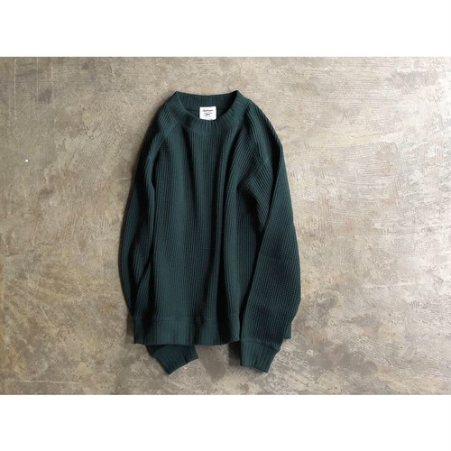 Jackman(ジャックマン) Waffle Midneck 2019 Fall&Winter Limited Color JM7653