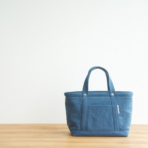 CANVAS TOTE FS / RAIN BLUE