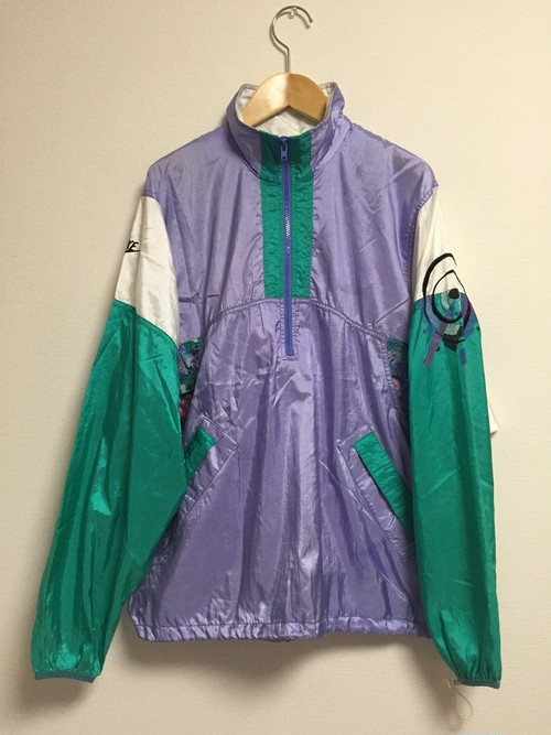 "1993's NIKE ""SAMPLE NOT FOR RESALE"" nylon pullover jacket"