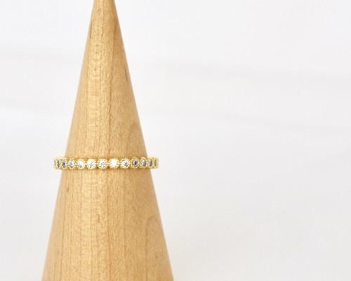 Eternity bijou ring