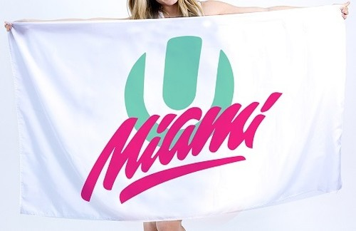 ULTRA MIAMI LIMITED フラッグ