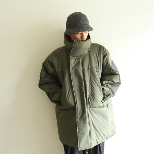 IS-NESS【 mens 】monster coat