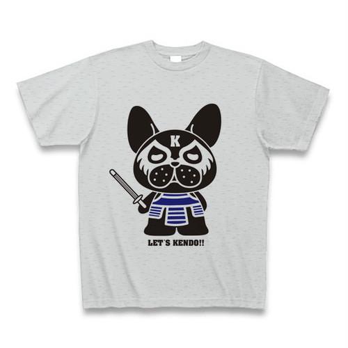 LET'S KENDO!! わんこロゴTシャツ