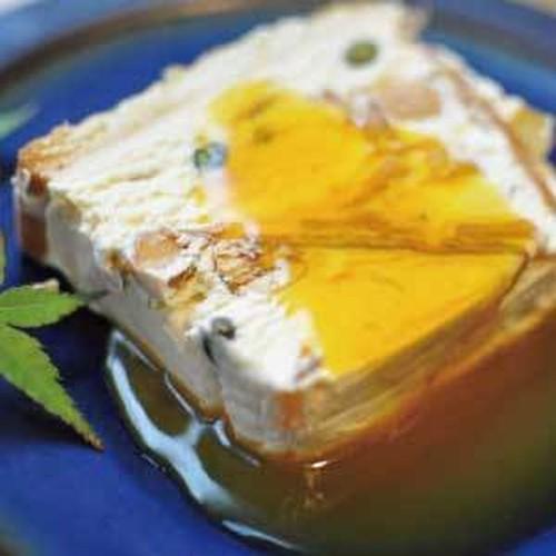 ヌガーグラッセ 特製柑橘ソース【通販】