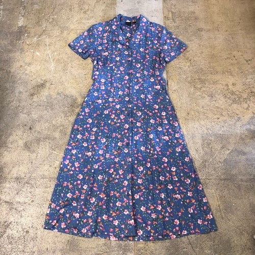 Floral Long Onepiece ¥6,800+tax