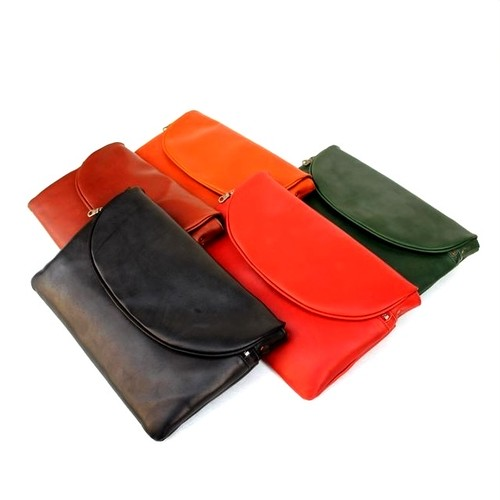 GLOVE LEATHER SHOULDER/CLUTCH