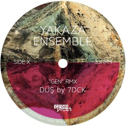 YAKAZA ENSEMBLE GEN RMX EP