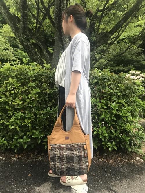 【バッグ】和風 手作り鞄