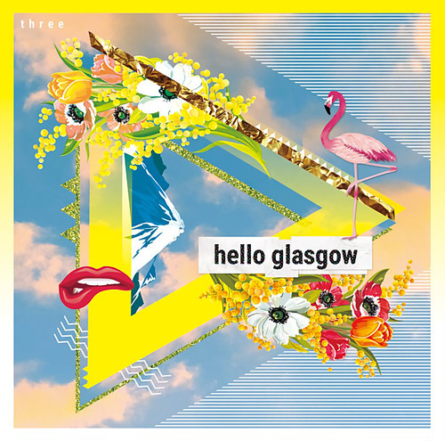 【特典】hello glasgow / three ep