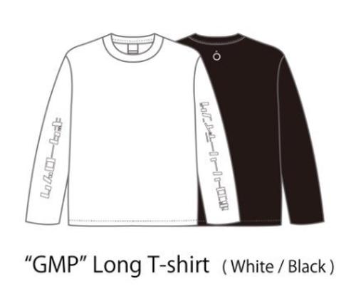 """été """"GMP"""" Long T-shirt"""