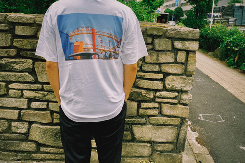 Amusement Park Tee【White】