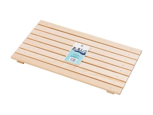 木製流しすのこ 長さ42×幅26×H2.7cm