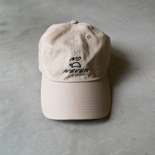 NONEVER CAP KAHKI