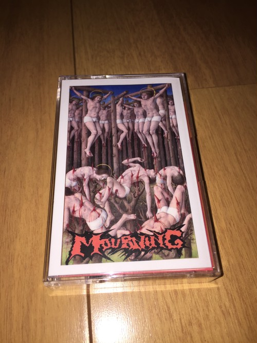Mourning - Reh. Demo TAPE