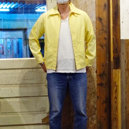 "1960-70s McGREGOR Drizzler Jacket ""Scotchgard"" / マクレガー ドリズラー 古着"