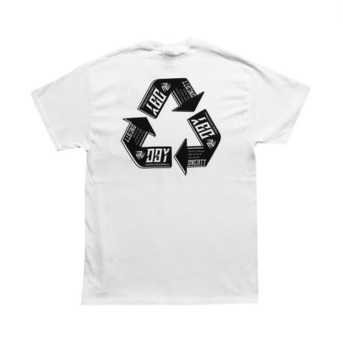R3 ポケットシャツ (ホワイト)