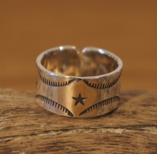 native silver ring 2