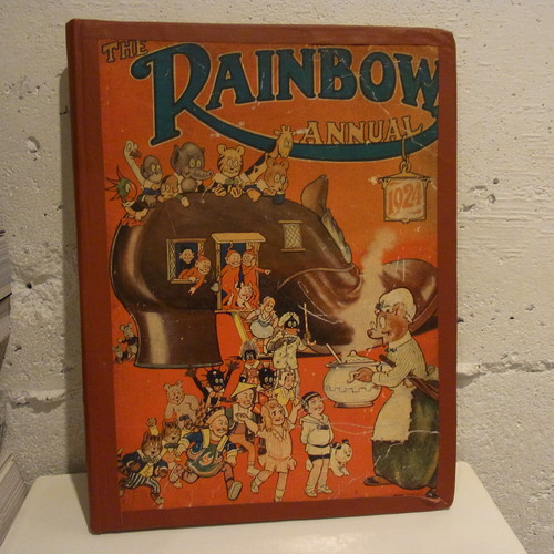 THE RAINBOW ANNUAL 1924