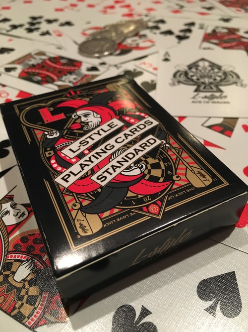 L-STYLE Playing Cards