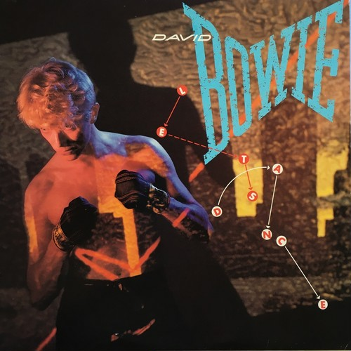【LP・米盤】David Bowie / Let's Dance