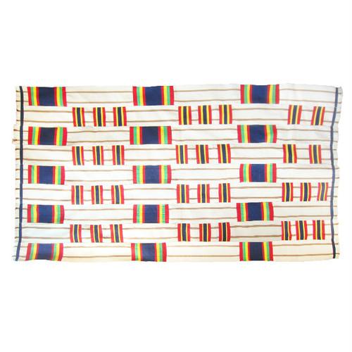 エウェ族のケンテ 2 / Ewe Kente Cloth 2