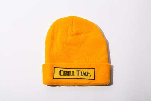 CHILL TIME KNIT CAP