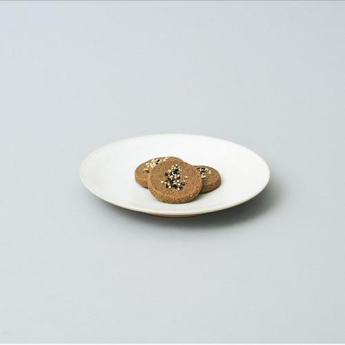 プレート・小皿 16cm  (パール釉)