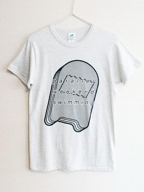 週末水泳Tシャツ