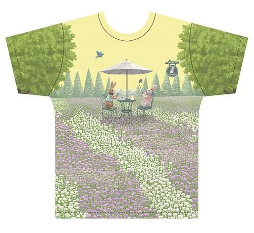 フルグラフィックTシャツ 140818-001