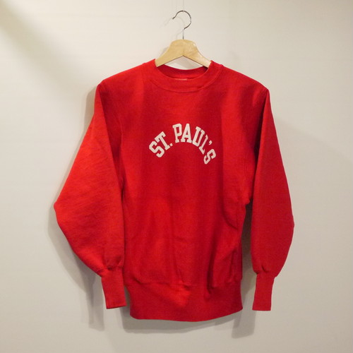"""Champion 1990's REVERSE WEAVE SizeM """"ST.PAUL'S"""""""