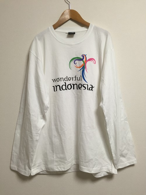 used Wonderful Indonesia L/S T's
